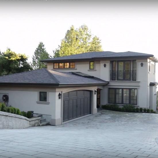 Mini Estate Stone Crescent, West Van