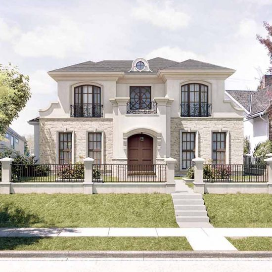 Willow-Vancouver-Canada-Architectural Rendering