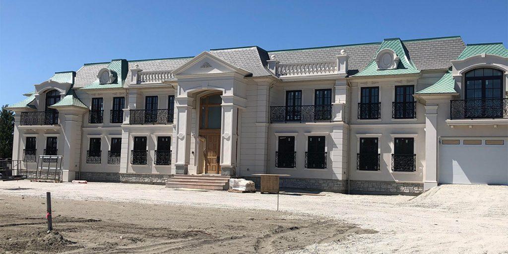 Richmond House Nears completion